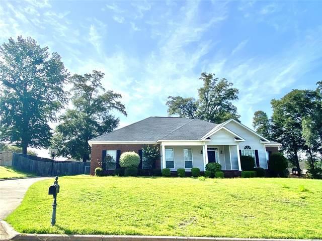 105 Porter Way, Enterprise, AL 36330 (MLS #478742) :: Team Linda Simmons Real Estate