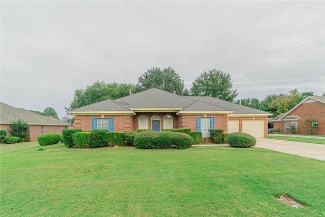 313 Cambridge Street, Prattville, AL 36066 (MLS #479907) :: Buck Realty