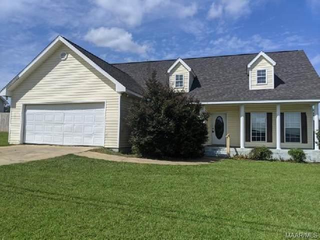40 County Road 744, Enterprise, AL 36330 (MLS #481797) :: Team Linda Simmons Real Estate