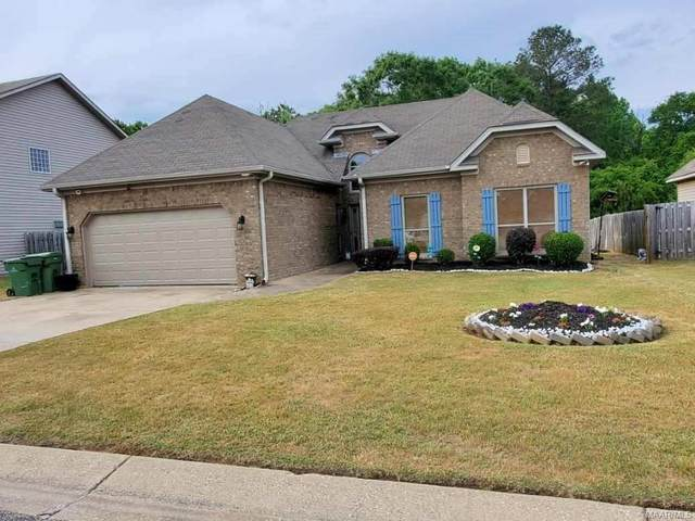 6747 Overview Drive, Montgomery, AL 36117 (MLS #492551) :: Buck Realty