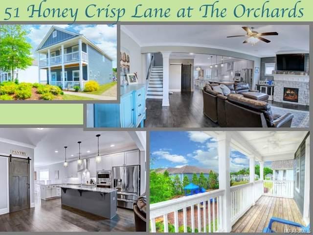 51 Honey Crisp Lane, Pike Road, AL 36064 (MLS #493864) :: LocAL Realty