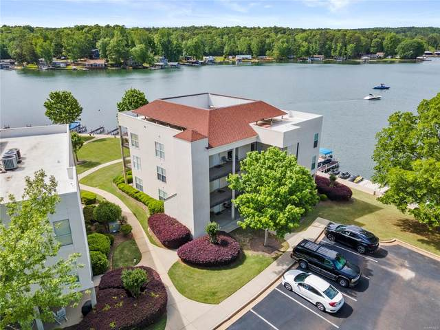 100 Bay Point Drive #307, Dadeville, AL 36853 (MLS #496270) :: LocAL Realty