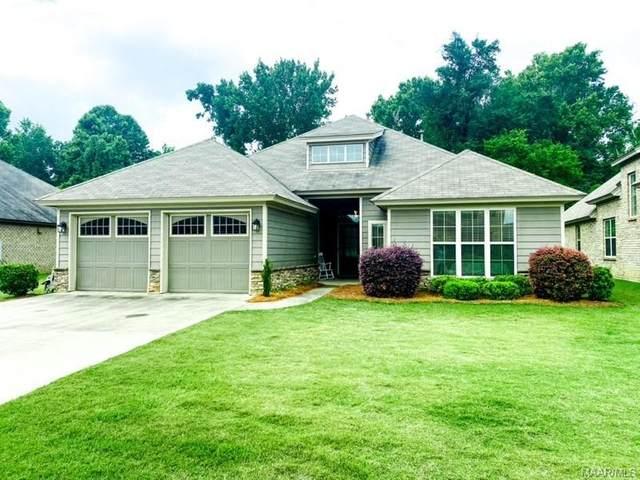 9108 Crescent Lodge Circle, Pike Road, AL 36064 (MLS #496335) :: LocAL Realty