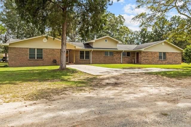 106 Sconyers Drive, Daleville, AL 36322 (MLS #503464) :: Team Linda Simmons Real Estate