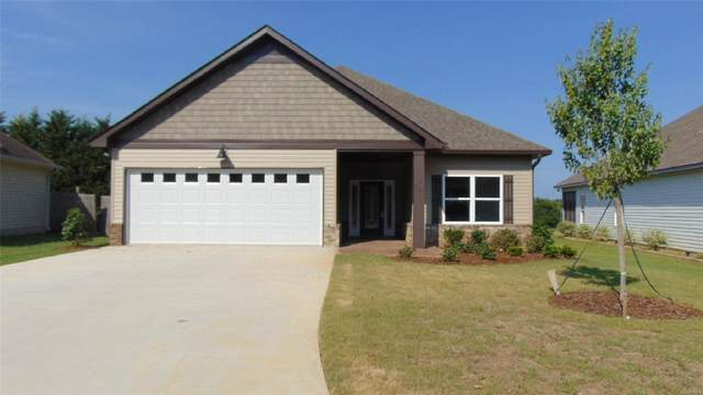 65 Sunset Lane, Jemison, AL 35085 (MLS #467841) :: Buck Realty