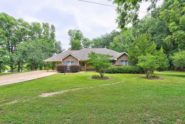 121 Lake Hill Lane, Fitzpatrick, AL 36029 (MLS #472254) :: Buck Realty
