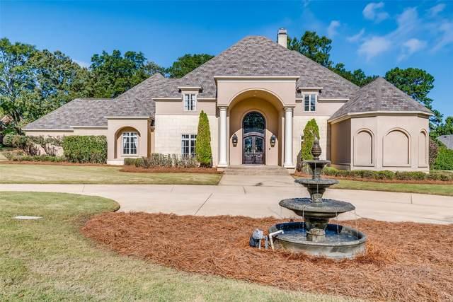 6009 Greystone Place, Montgomery, AL 36117 (MLS #480284) :: Buck Realty