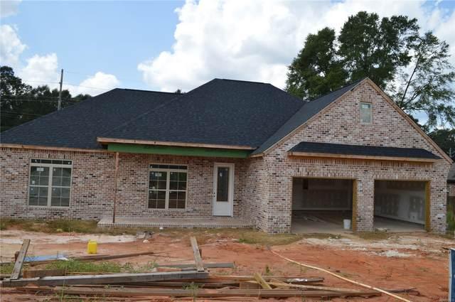 805 Homestead Way, Enterprise, AL 36330 (MLS #494408) :: Buck Realty