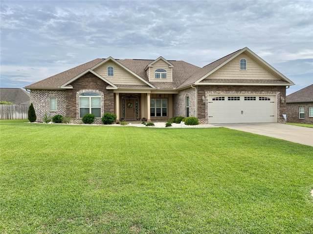 37 County Road 755, Enterprise, AL 36330 (MLS #465031) :: Team Linda Simmons Real Estate