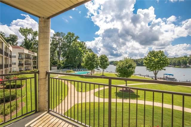 100 Bay Point Drive #207, Dadeville, AL 36853 (MLS #498846) :: Buck Realty