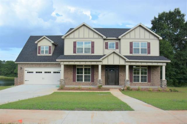 302 Turtleback Trail, Enterprise, AL 36330 (MLS #447823) :: Team Linda Simmons Real Estate