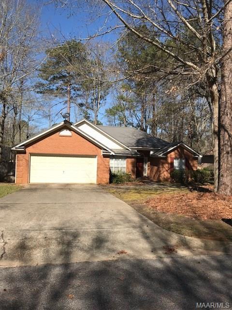 2408 Stonewood Drive, Dothan, AL 36301 (MLS #438351) :: Team Linda Simmons Real Estate