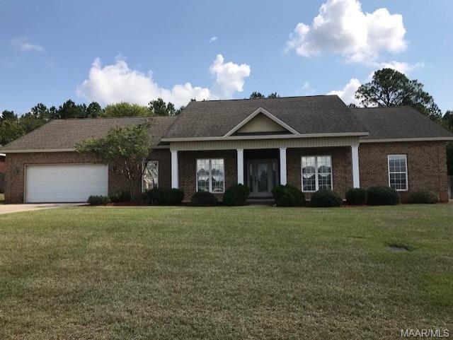 590 County Road 750 Road, Enterprise, AL 36330 (MLS #440428) :: Team Linda Simmons Real Estate