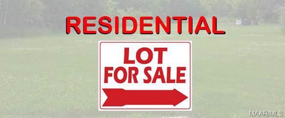 0 Copper Ridge Road, Deatsville, AL 36022 (MLS #443580) :: Buck Realty