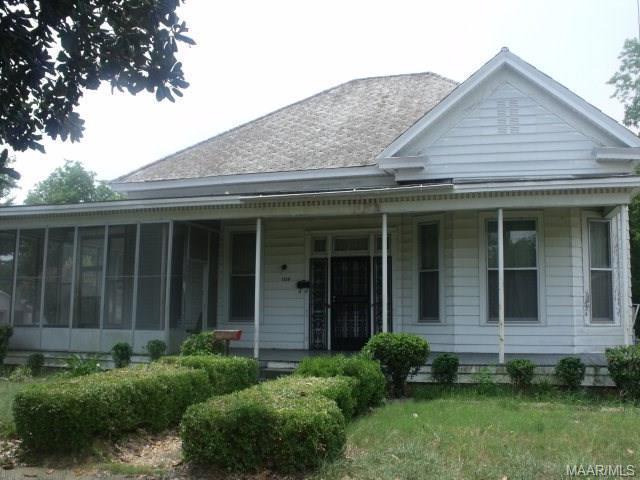 1120 1st Avenue, Selma, AL 36703 (MLS #444145) :: Buck Realty