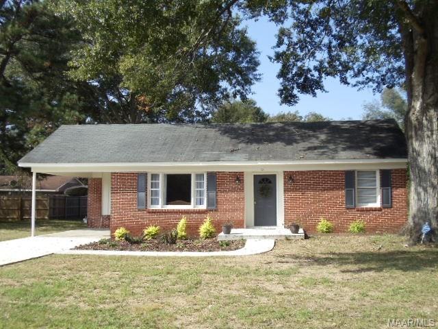 131 Vaughan Memorial Drive, Selma, AL 36701 (MLS #444929) :: Buck Realty
