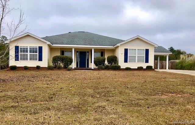136 Knotts Court, New Brockton, AL 36351 (MLS #445055) :: Team Linda Simmons Real Estate