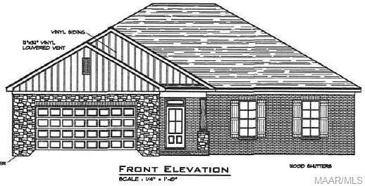 102 Birchwood Place, Enterprise, AL 36330 (MLS #445709) :: Team Linda Simmons Real Estate