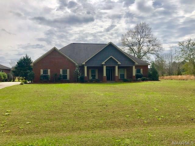 252 County Road 680 ., Coffee Springs, AL 36318 (MLS #448389) :: Team Linda Simmons Real Estate
