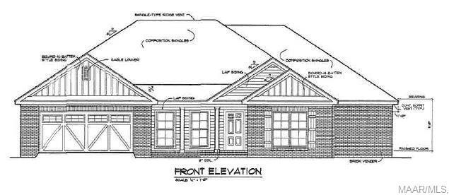 110 Birchwood Place, Enterprise, AL 36330 (MLS #449943) :: Team Linda Simmons Real Estate