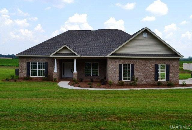 562 County Road 722 ., Enterprise, AL 36330 (MLS #451171) :: Team Linda Simmons Real Estate