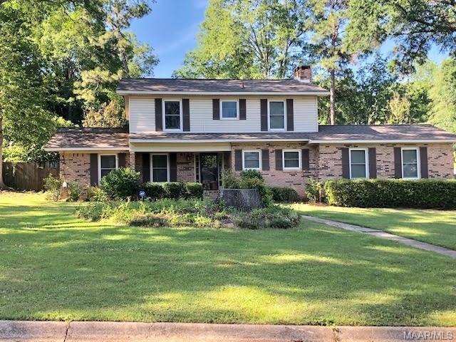 315 Oakwood Drive, Enterprise, AL 36330 (MLS #452228) :: Team Linda Simmons Real Estate