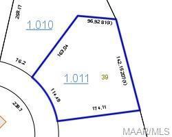 714 Emerald Drive Lot 39, Prattville, AL 36067 (MLS #452675) :: Buck Realty