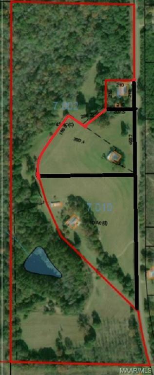 0 County Road 69 ., Skipperville, AL 36374 (MLS #456924) :: Team Linda Simmons Real Estate