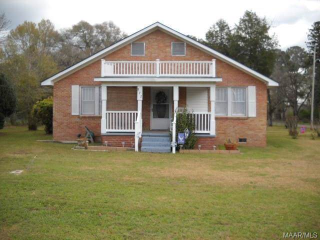 872 Troy Highway, Elba, AL 36323 (MLS #464750) :: Team Linda Simmons Real Estate
