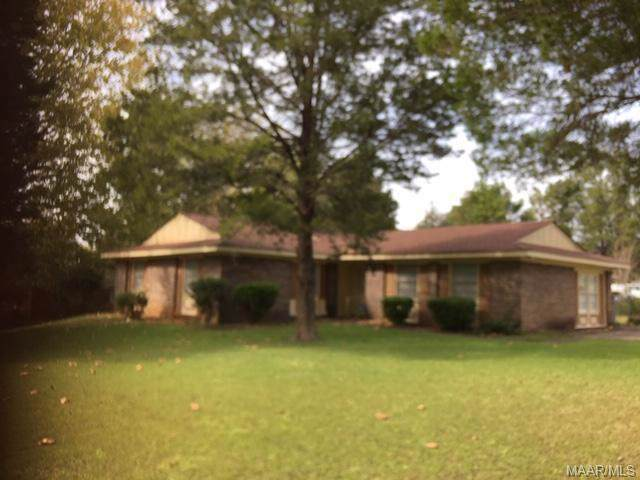 411 Kingsley Drive, Selma, AL 36701 (MLS #464902) :: Buck Realty