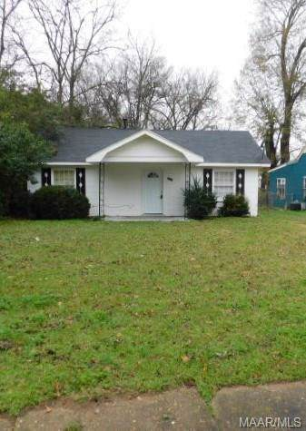 3406 Crescent Road, Montgomery, AL 36105 (MLS #467152) :: Buck Realty