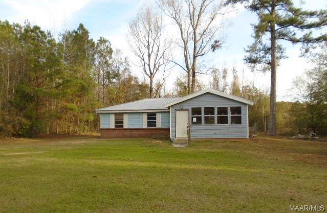 1872 Glen Lawrence Road, Cowarts, AL 36321 (MLS #467915) :: Team Linda Simmons Real Estate