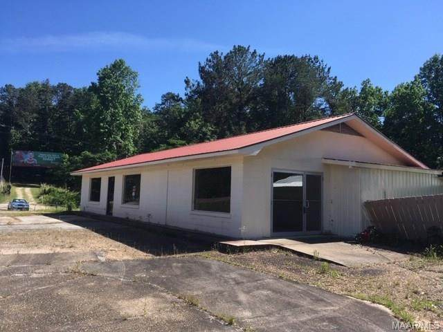 28 County Road 1111 Highway N, Troy, AL 36081 (MLS #469290) :: Team Linda Simmons Real Estate
