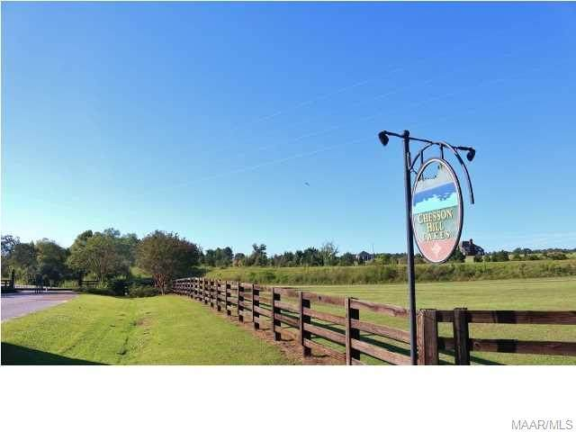 Lot 27 Chesson Hill Lakes, Fitzpatrick, AL 36029 (MLS #469527) :: LocAL Realty