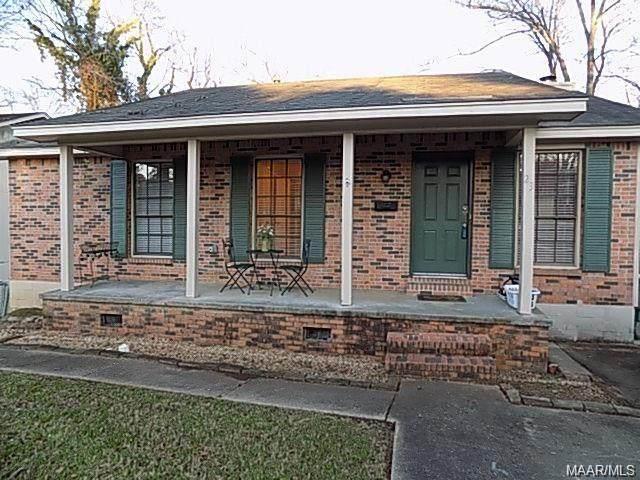 23 Mimosa Drive, Montgomery, AL 36109 (MLS #469888) :: Buck Realty