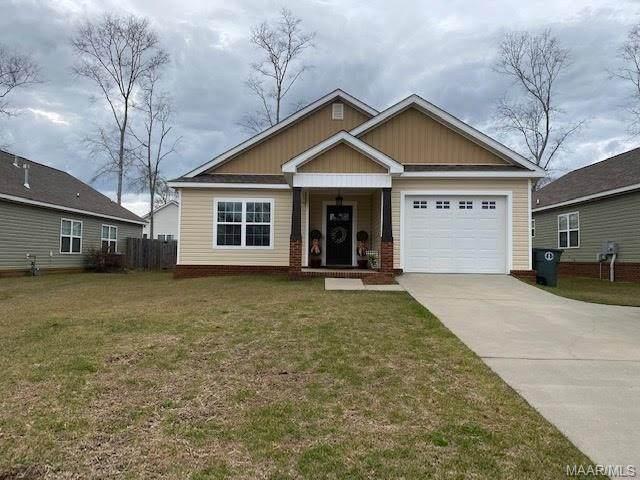 213 Jasmine Circle, Enterprise, AL 36330 (MLS #469905) :: Team Linda Simmons Real Estate