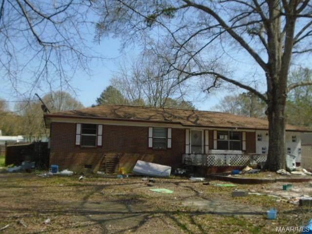 81 Pine Tree Lane, Daleville, AL 36322 (MLS #470129) :: Team Linda Simmons Real Estate