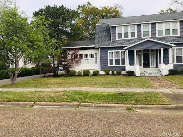 201 Daleville Avenue, Enterprise, AL 36330 (MLS #470382) :: Team Linda Simmons Real Estate