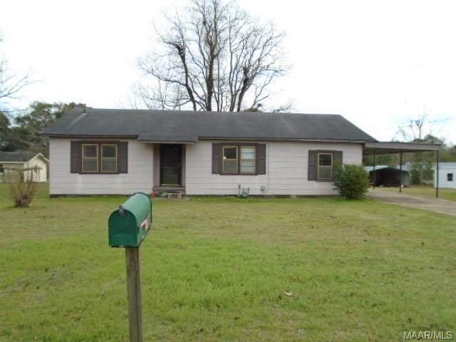 1044 Morrow Avenue, Elba, AL 36323 (MLS #470403) :: Team Linda Simmons Real Estate