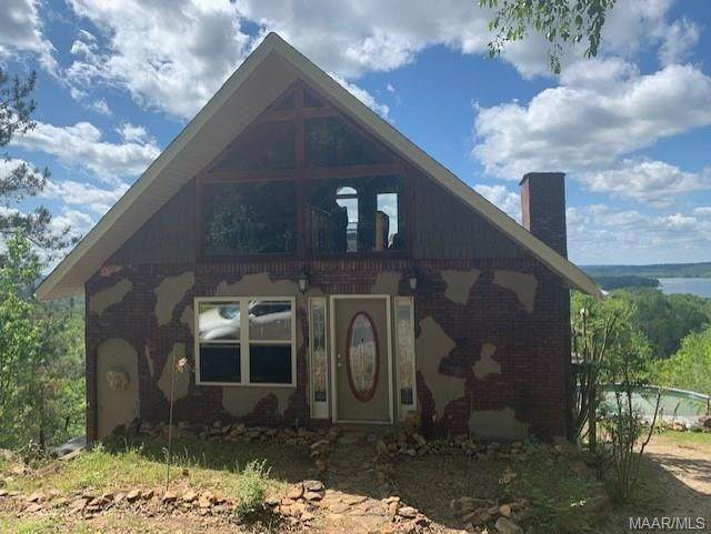 102 Eagle Mountain Road, Rockford, AL 35136 (MLS #471597) :: Buck Realty