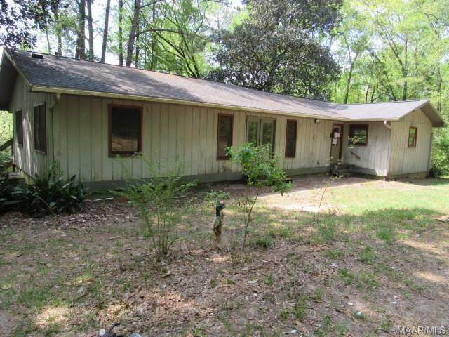 10 County Road 262 Road, New Brockton, AL 36351 (MLS #472295) :: Team Linda Simmons Real Estate