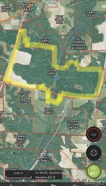 0 County Road 67 Road, Midland City, AL 36350 (MLS #472412) :: Team Linda Simmons Real Estate