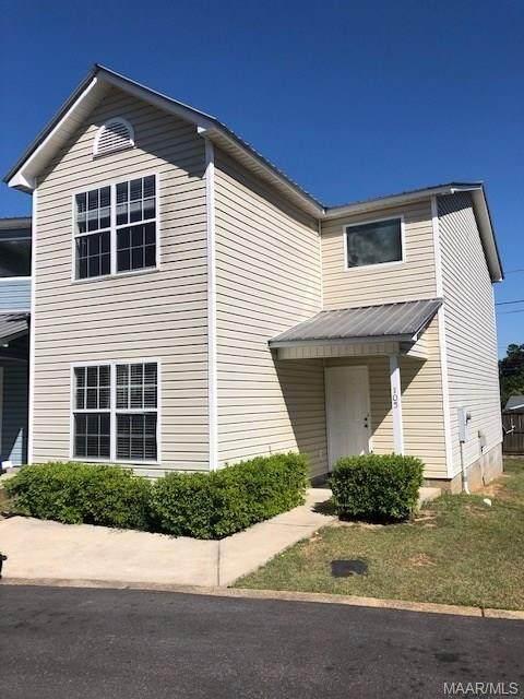 105 Timbers Drive, Dothan, AL 36301 (MLS #472425) :: Buck Realty
