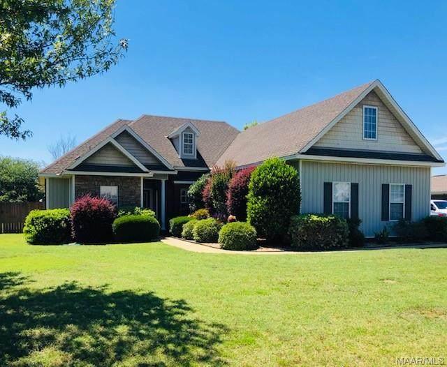 23 Suncrest Court, Deatsville, AL 36022 (MLS #472792) :: Buck Realty