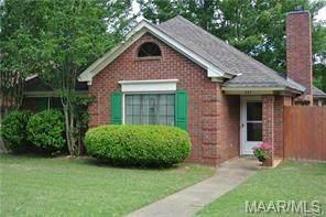 445 Caldwell Place, Montgomery, AL 36109 (MLS #474658) :: Buck Realty