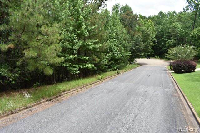 7 Overlook Lane, Wetumpka, AL 36093 (MLS #474709) :: Buck Realty
