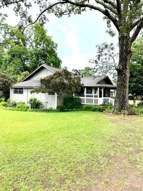 2415 S County Road 9 Road, Newton, AL 36352 (MLS #476210) :: Team Linda Simmons Real Estate