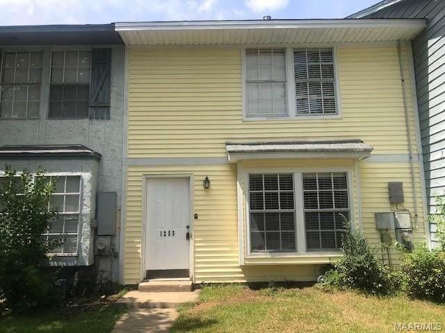 1255 Seth Johnson Drive, Montgomery, AL 36116 (MLS #476536) :: Buck Realty