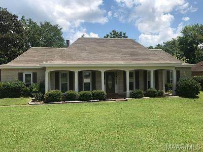 2617 Old Orchard Lane, Montgomery, AL 36117 (MLS #476622) :: Buck Realty