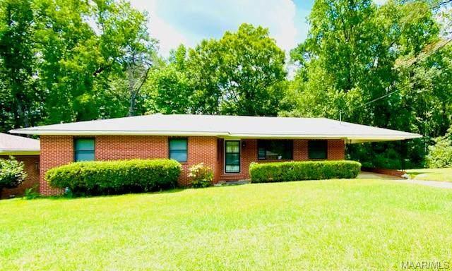 166 Oak Avenue, Ozark, AL 36360 (MLS #477090) :: Team Linda Simmons Real Estate